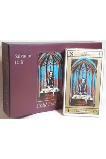 Таро Salvador Dali Universal Gold Edition (Сальвадор Дали Универсальное Золотое)