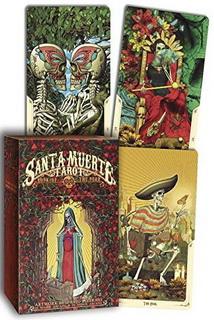 Tarot Santa Muerte (Таро Святой ..