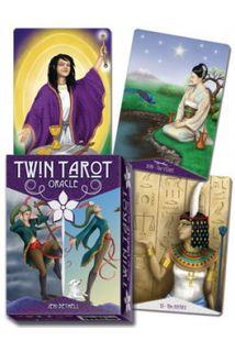 Таро Twin Oracle (Сдвоенное)