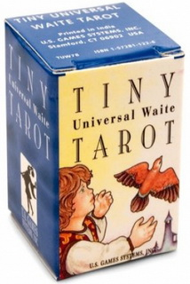 Tarot Universal Waite Tiny (Таро Универсальное Уэйта крошечное)