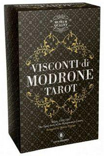 Таро Visconti Modrone Museum Qua..