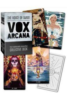 Таро Voice-VOX Arcana