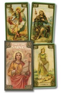 Таро Voices of Saints (Голоса Св..