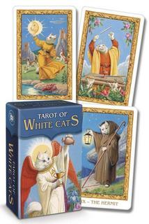 Таро White Cats Mini (Белых Коше..