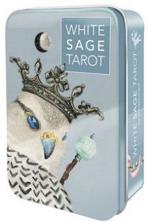 Таро White Sage in tin box