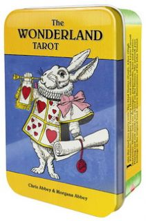 Таро Wonderland in tin box
