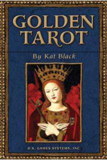 Tarot Golden by Kat Black (Таро Золотое)