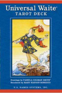 Universal Waite Tarot (Таро Универсальное Уэйта)